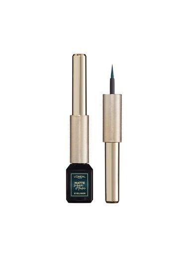L'Oréal Paris Eye Liner Yeşil